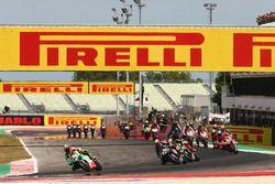 Xavi Fores, Barni Racing Team, Michael van der Mark, Pata Yamaha