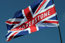 Silverstone flag