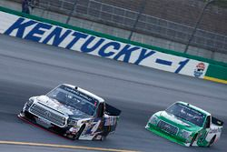 Todd Gilliland, Kyle Busch Motorsports, Toyota Tundra Mobil 1 Ben Rhodes, ThorSport Racing, Ford F-150 Alpha Energy Solutions