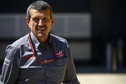 Guenther Steiner Director, Haas F1 Team