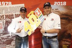 Жиньель де Вильерс и Дирк фон Цицевиц, Toyota Gazoo Racing