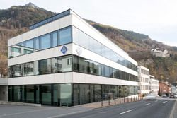 LGT Bank in Vaduz