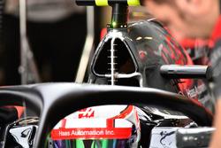 Haas F1 Team VF-17 aero sensör