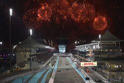 Winnaar Valtteri Bottas, Mercedes-Benz F1 W08, Lewis Hamilton, Mercedes-Benz F1 W08 en Felipe Massa,