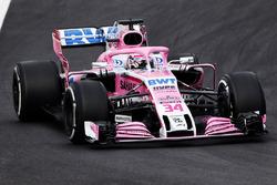 Nikita Mazepin, Sahara Force India F1 VJM11