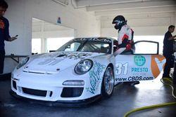 #31 MP1B Porsche GT3 Cup, Allan Hellmeister, Adalberto Baptista, Bruno Baptista,, Luca Seripieri, MG