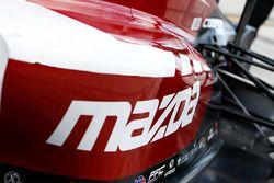 Mazda signage logo