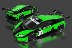 Imperiale Racing, Lamborghini Huracán GT3
