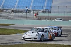 #31 MP1B Porsche GT3 Cup, , MGM Racing