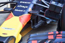 Red Bull Racing RB14 aero detail
