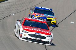 Paul Menard, Wood Brothers Racing, Ford Fusion Motorcraft / Quick Lane Tire & Auto Center and Kyle B
