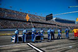 Alex Bowman, Hendrick Motorsports Chevrolet Camaro e la sua crew