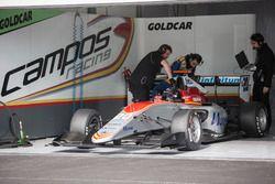 Диего Менчака, Campos Racing