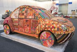 Cartist patchwork car
