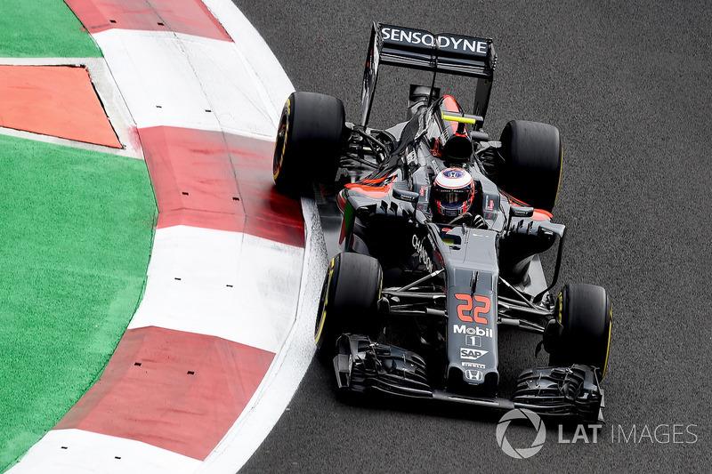 2016: McLaren MP4/31