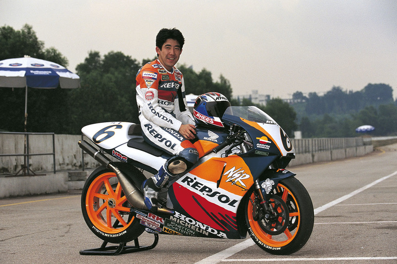 1996: Tadayuki Okada - GP da Malásia - Abandono