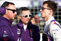 Alex Tai, Team Principal, DS Virgin Racing, Alex Lynn, DS Virgin Racing