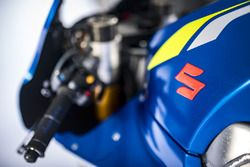 Suzuki GSX-RR 2018 detail, Team Suzuki MotoGP