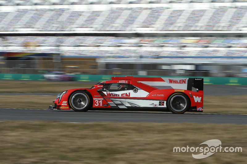 7.- #31 Action Express Racing Cadillac DPi, P: Eric Curran, Mike Conway, Stuart Middleton, Felipe Nasr