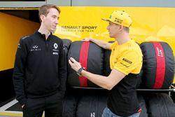 Nico Hulkenberg, Renault Sport F1 Team, Jaden Partridge