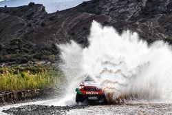 Марко Буласия и Эухенио Аррьета, Ford Ranger (№327)