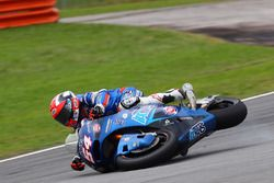 Mattia Pasini, Italtrans Racing Team crash