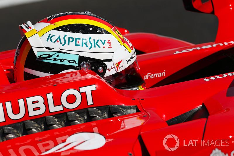 Amerika - Sebastian Vettel