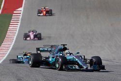 Льюис Хэмилтон и Валттери Боттас, Mercedes AMG F1 W08
