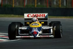 Nigel Mansell, Williams FW11B