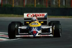 Nigel Mansell, Williams FW11B