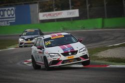Alessandra Brena, Seat Motor Sport Italia, Seat Leon Cupra ST-TCS2.0