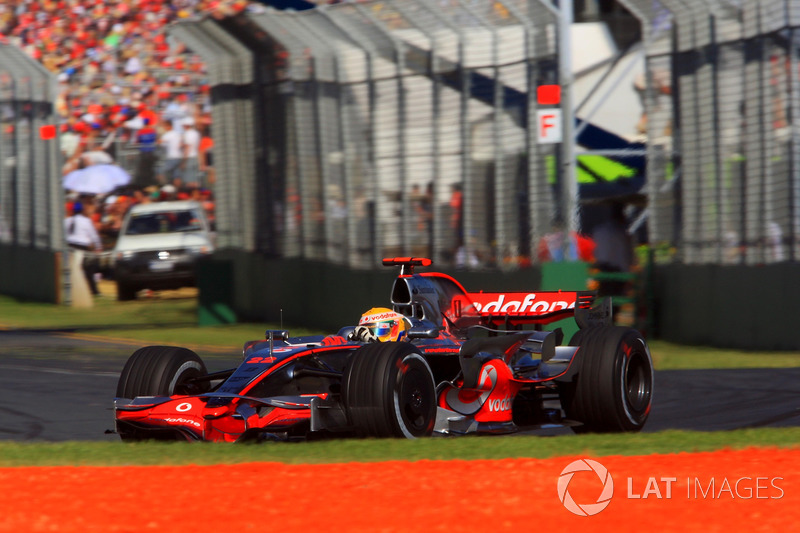 2008 Lewis Hamilton, McLaren