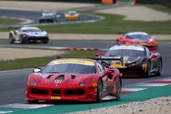 #557 Forza Motors Korea Ferrari 488: Andrew Moon