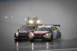 John Filippi, Sébastien Loeb Racing, itroën C-Elysée WTCC, Rob Huff, All-Inkl Motorsport, Citroën C-