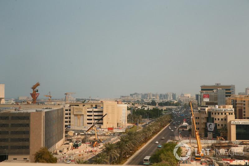 Paisaje de Doha