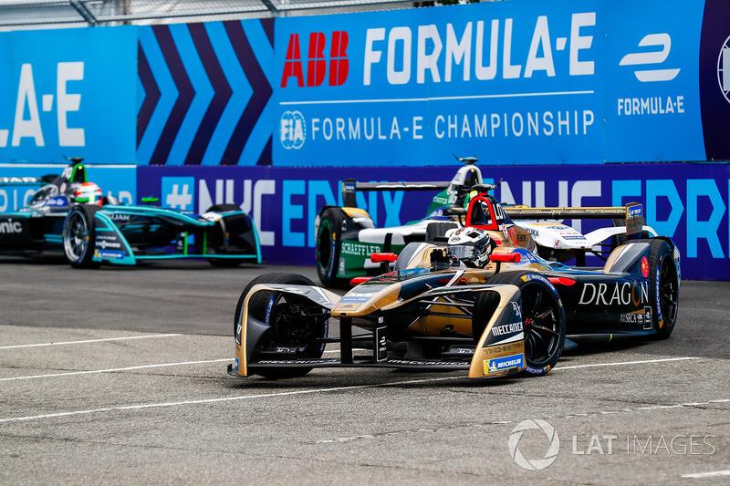 Andre Lotterer, Techeetah, Lucas di Grassi, Audi Sport ABT Schaeffler