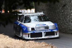 Audi S4 GTO Chris Aberdein
