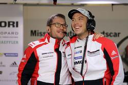 Andreas Seidl, Porsche Takım lideri, Andre Lotterer, Porsche Team