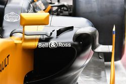 Renault Sport F1 Team RS17 Junta sidepod y barcaza