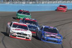 Cole Custer, Stewart-Haas Racing Ford, Alex Bowman, JR Motorsports Chevrolet