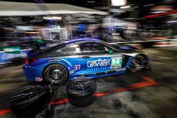 #14 3GT Racing Lexus RCF GT3, GTD: Dominik Baumann, Kyle Marcelli, Bruno Junqueira, Philipp Frommenwiler au stand