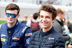 #23 United Autosports Ligier LMP2: Lando Norris