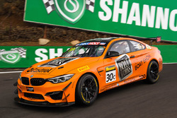 #30 Boat Works Racing BMW M4 GT4: Aaron Seton, Matt Brabham, Anthony Longhurst