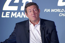 Gérard Neveu, CEO WEC