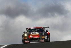 #12 Competition Motorsports Porsche 991 GT3R: David Calvert-Jones, Patrick Long, Matt Campbell, Alex