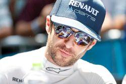 Nicolas Prost, Renault e.Dams at the autograph session