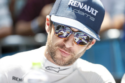 Nicolas Prost, Renault e.Dams at the autograph session