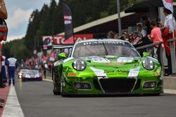 #540 Black Swan Racing Porsche 911 GT3 R: Tim Pappas, Jeroen Bleekemolen, Marc Lieb, Marc Miller