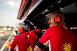 Jock Clear, Ferrari Şef Mühendisi