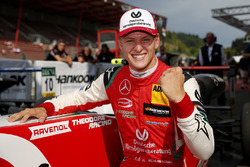 Yarış galibi Mick Schumacher, PREMA Theodore Racing Dallara F317 – Mercedes-Benz